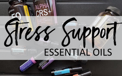 How I use essential oils to manage stress