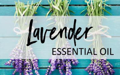 Lavender Essential Oil – Uses & Benefits